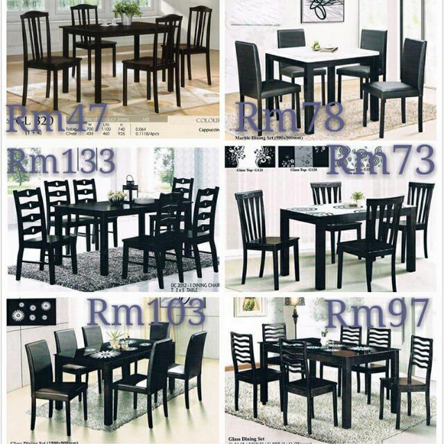 Ansuran Perabot Bulanan Bayar 50 300 Home Furniture On Carou