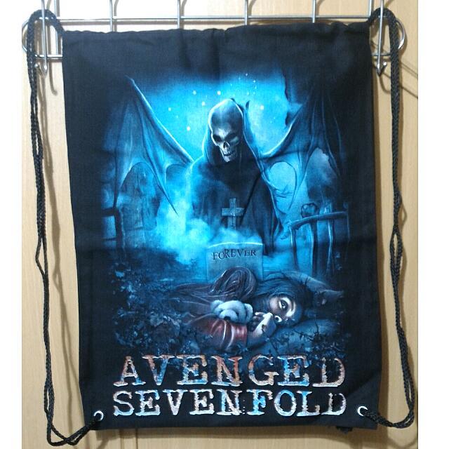 AVENGED SEVEN FOLD束口袋