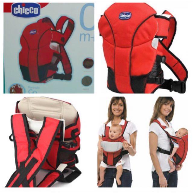 235dd99ae1f Baby Carrier Chicco Marsupio GO