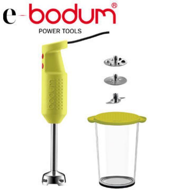 [公司全新正貨]丹麥e-bodum 手持式攪拌棒
