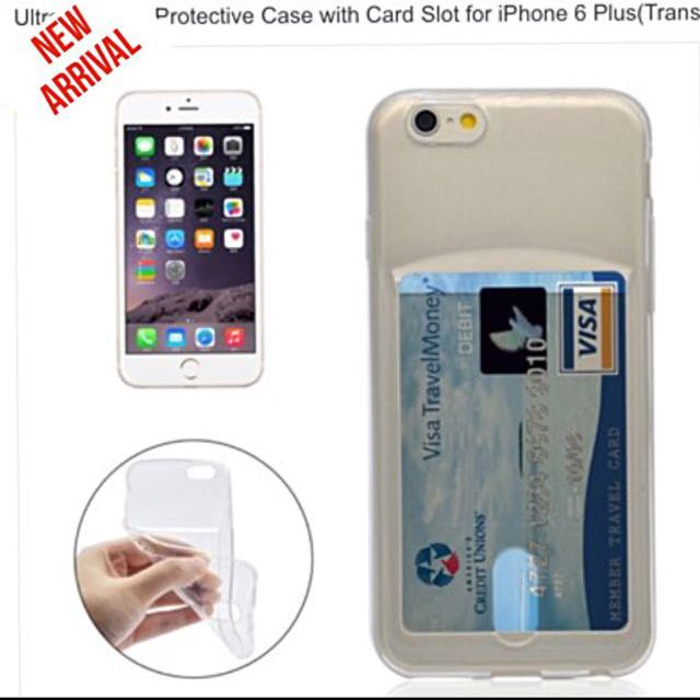 save off 31091 7a883 EZ Link Card Holder For iPhone 6+ Casing