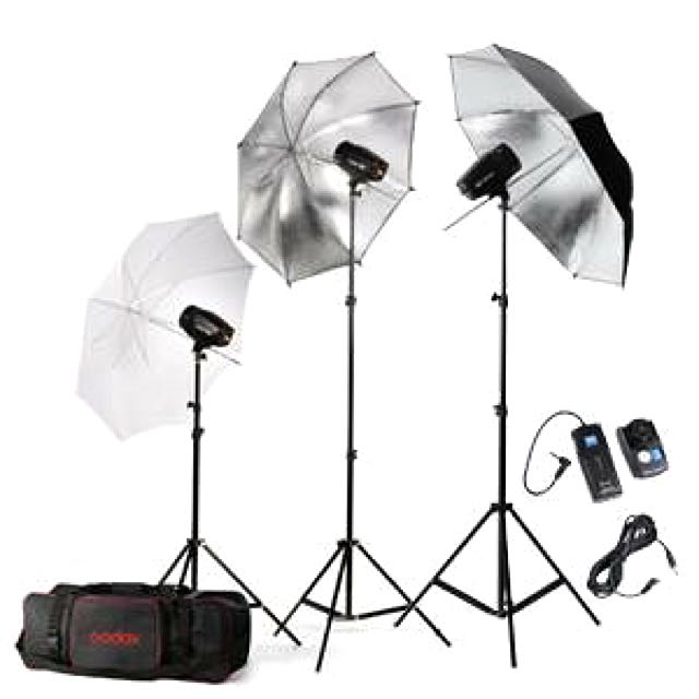 Godox Lighting Set.
