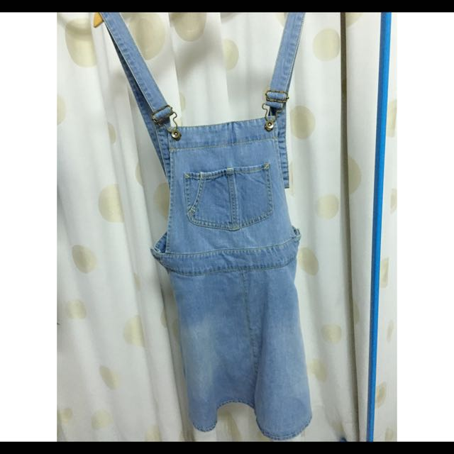 Lowrys Farm 牛仔吊帶裙
