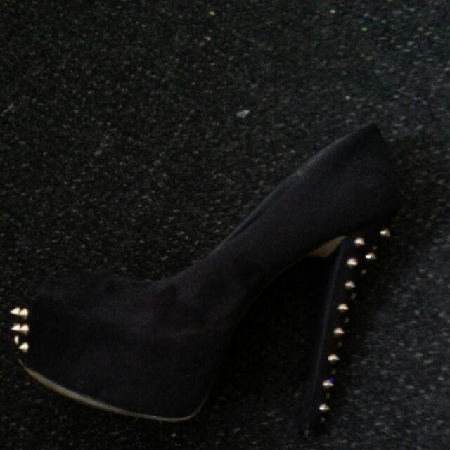 Miss Stud Heels