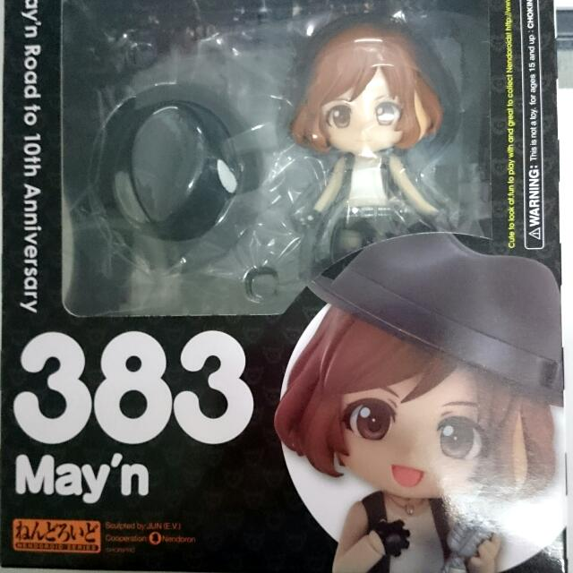 New Msib Nendoroid 383 May N 中林 芽依 Toys Games On Carousell