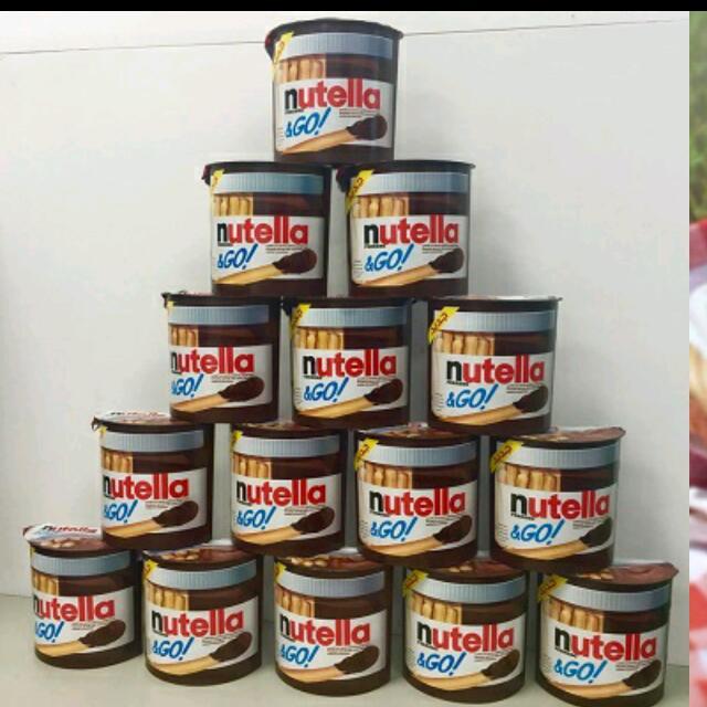 Nutella能多益隨手杯