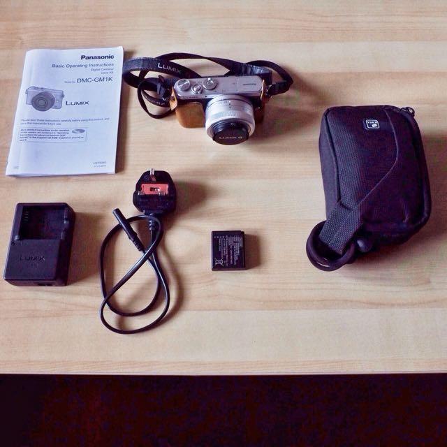 Panasonic Lumix Interchangeable Lens Mirrorless Camera