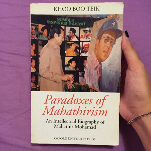 Image result for Khoo Boo Teik The Paradoxes of Mahathirism