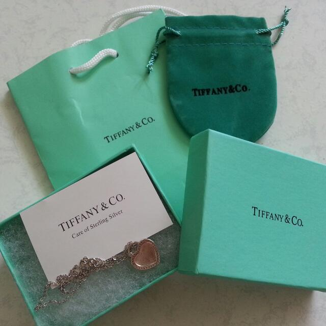 [全新]Tiffany&Co. 750項鍊