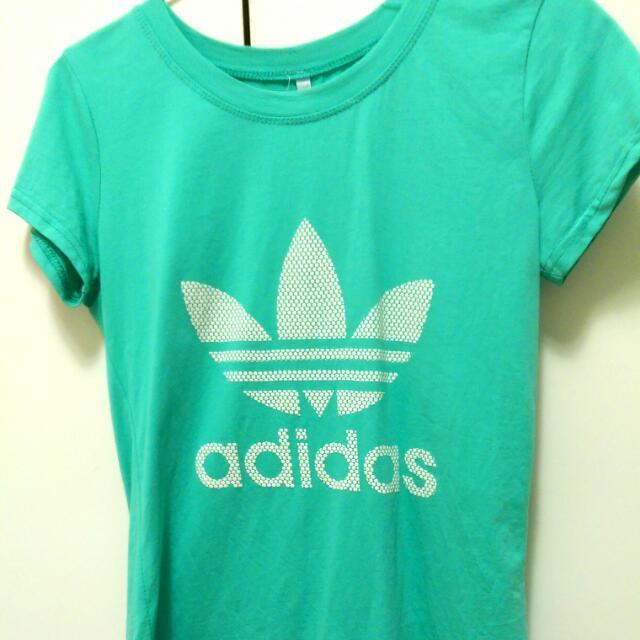 愛迪答t-shirt很好看的顏色✨✨