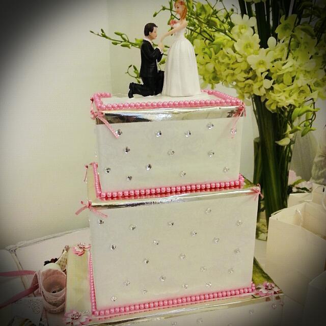Kotak Wang Sumbangan Wedding Hong Bao Wedding Giftmoney
