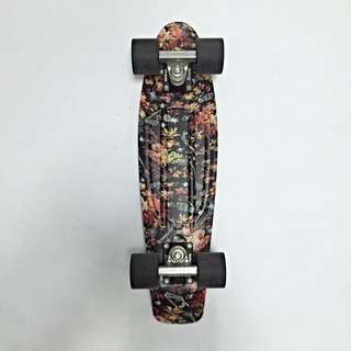 """Penny Board Floral 22"""""""