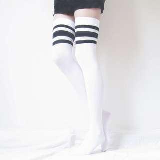 足球襪/大腿襪