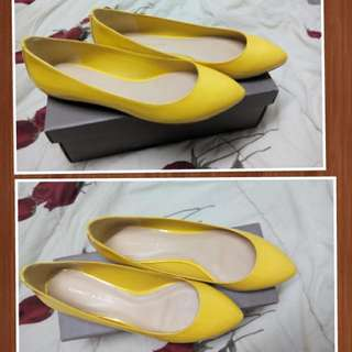 Charles & Keith Flats Shoes