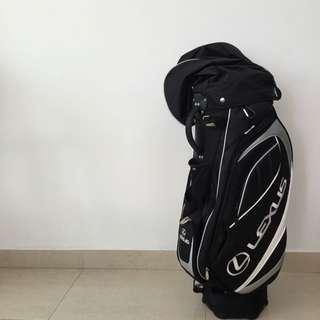 Lexus Golf Bag
