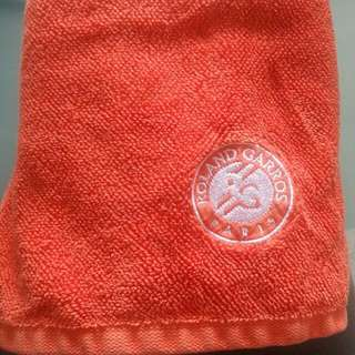 Authentic Roland Garros Towel