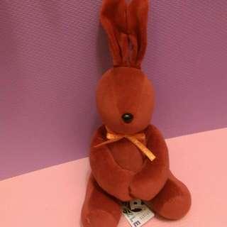 🆕 拍手童裝PUZZLE-紅色兔兔玩偶