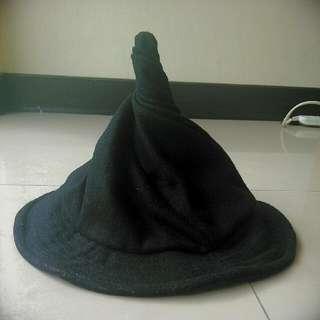 精靈帽 黑