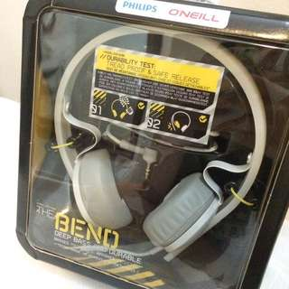 Headphones O'Neill Phillips The Bend