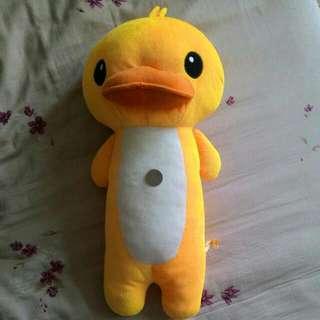 黃色小鴨抱枕