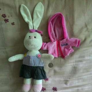 (含運)兔子玩偶