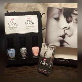 ✨近全新✨Miss Candy 法國🇫🇷知名品牌指甲油