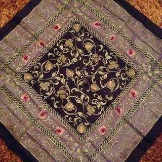 英國品牌Tie Rack低調奢華風絲巾/大方巾/披肩