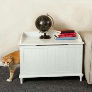 Cat Design Litter Box