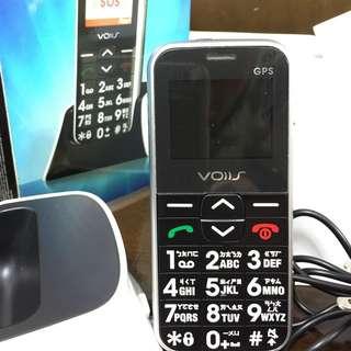 🚚 VOIIS V7g GPS senior phone 老人機(2G)