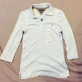 (新品出售) 美國Tommy Hilfiger七分袖上衣