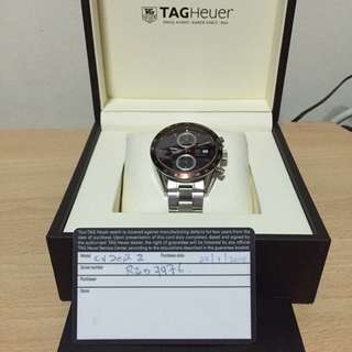 Authentic Tag Heuer Carrera Automatic