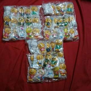 Full Set Of Singa