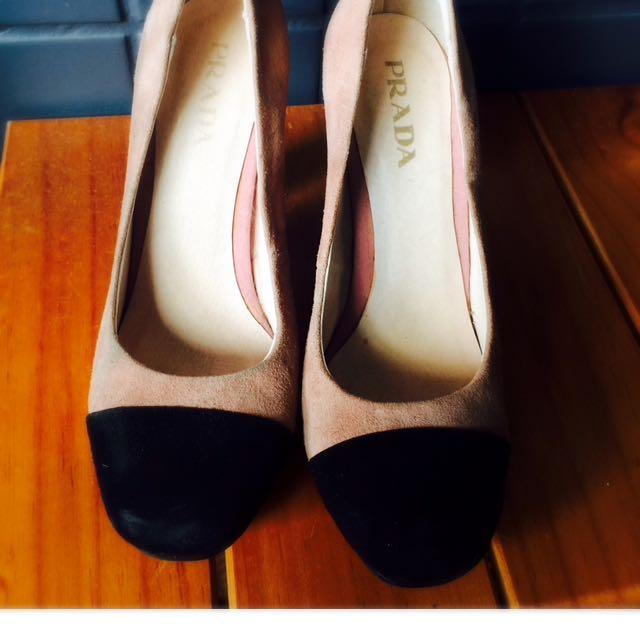全新仿單優雅裸色系高跟鞋-38.5