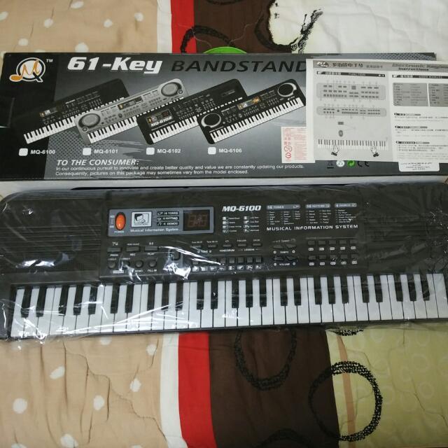 61鍵多功能電子琴
