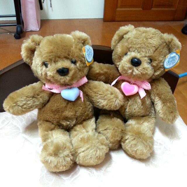哥倆好小熊