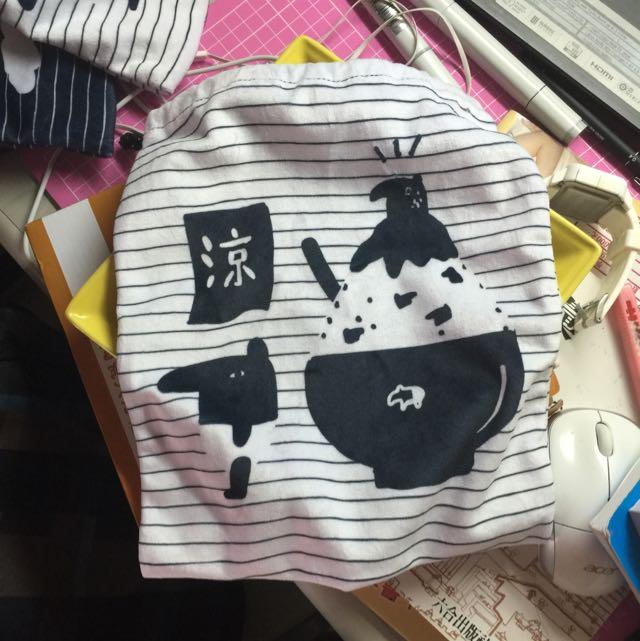 馬來貘 大絨毛束口袋(保留中)