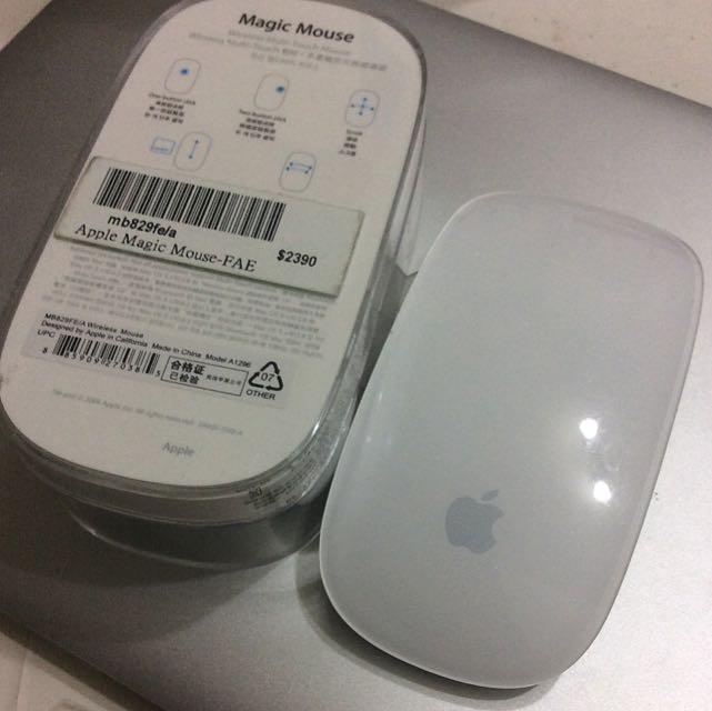 Apple Magic Mouse 藍芽 滑鼠