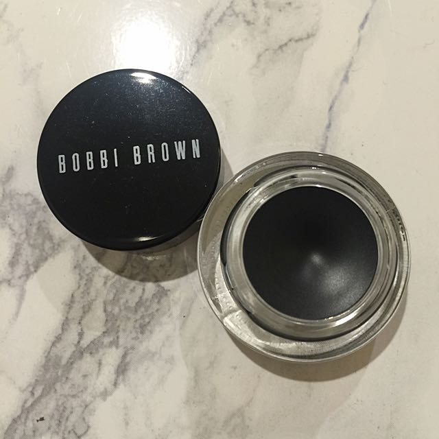 Bobbi Brown Long Wear Gel Eyeliner in #1 Black Ink