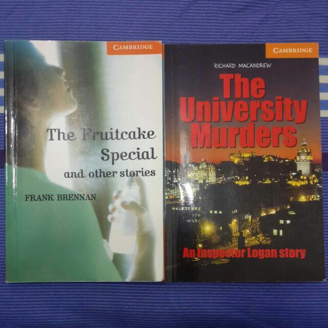 英文小書(左邊已售)