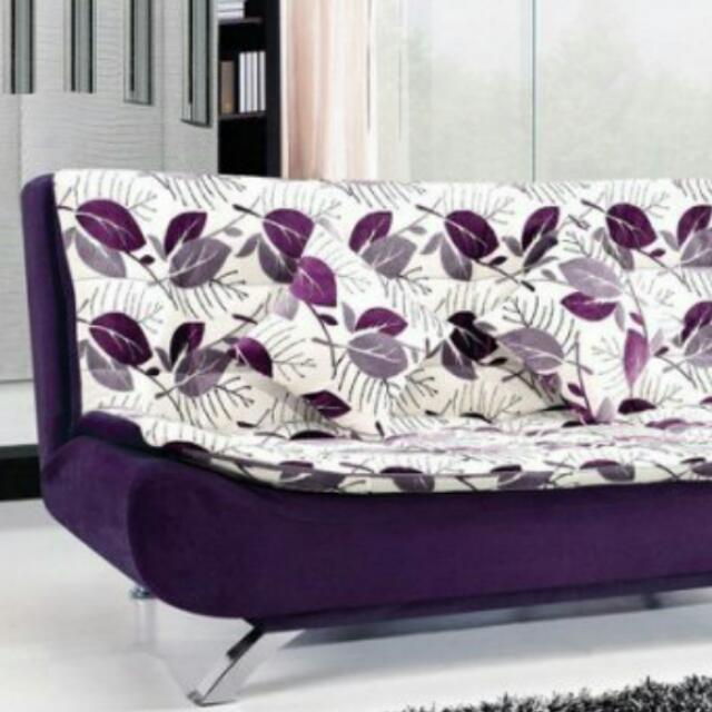 紫楓葉🍁Design-頂級三線護背‧優質沙發床