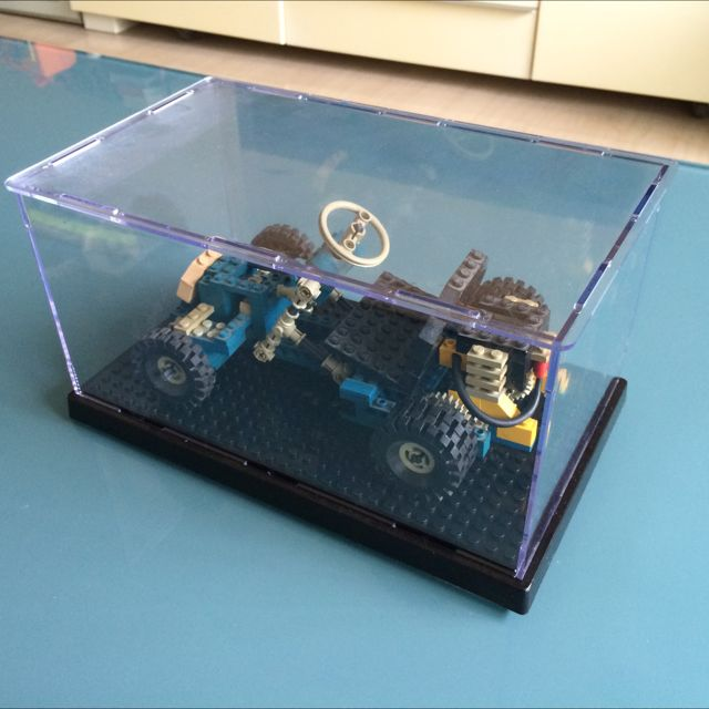 Display Case For Lego (Ecto 1 Ghostbusters) Brand New), Toys & Games ...