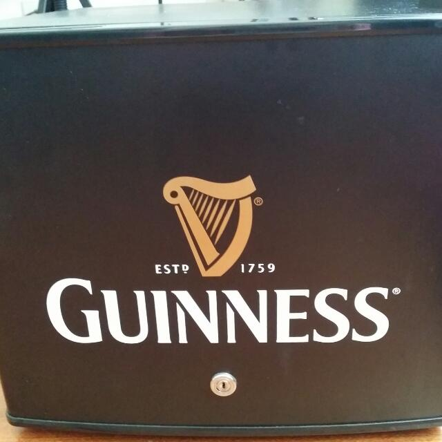 Guinness Bar Fridge. Collectable Item. Only 1 In The World. Best Gift For Fathers Day