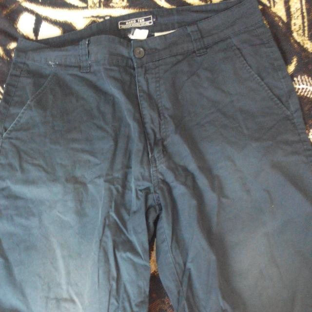 Hang ten 深藍短褲