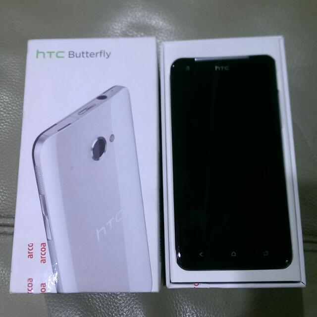 (待面交)HTC Butterfly 智慧型手機