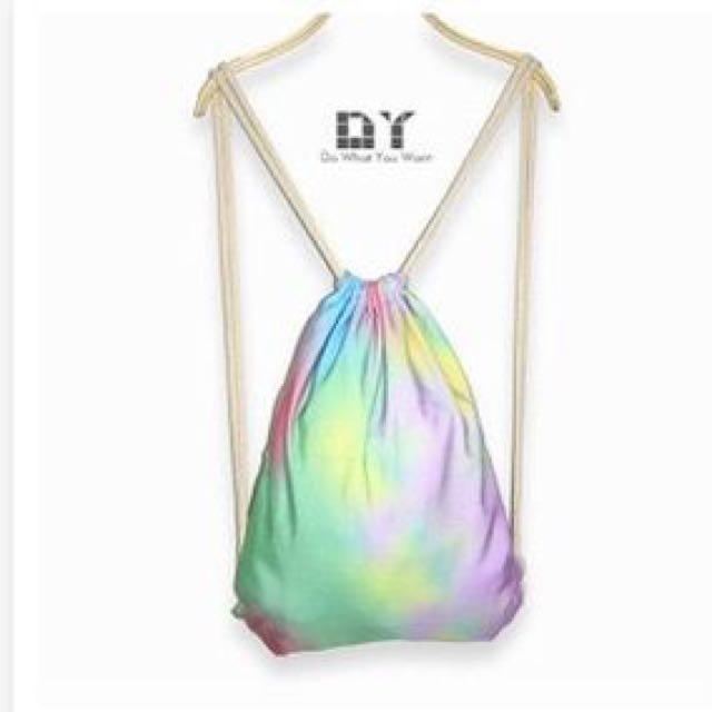 [INSTOCKS] Paddlepop Drawstring Bag