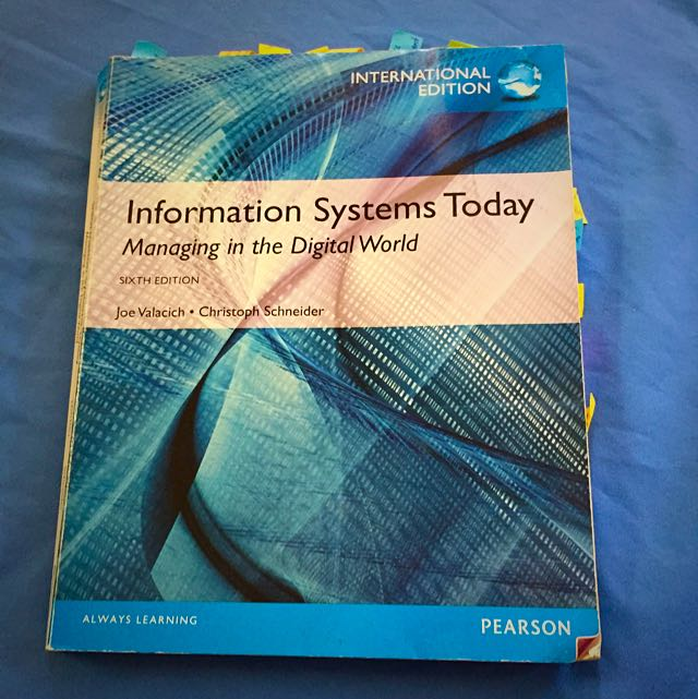 Is1105 information system today managing in the digital world photo photo photo fandeluxe Images