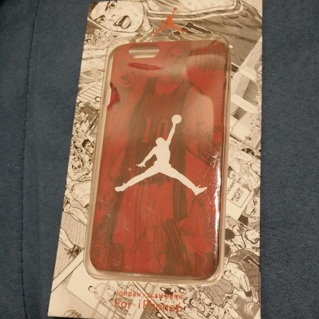 【全新清倉】Jordan × Slam dunk Iphone6手機殼
