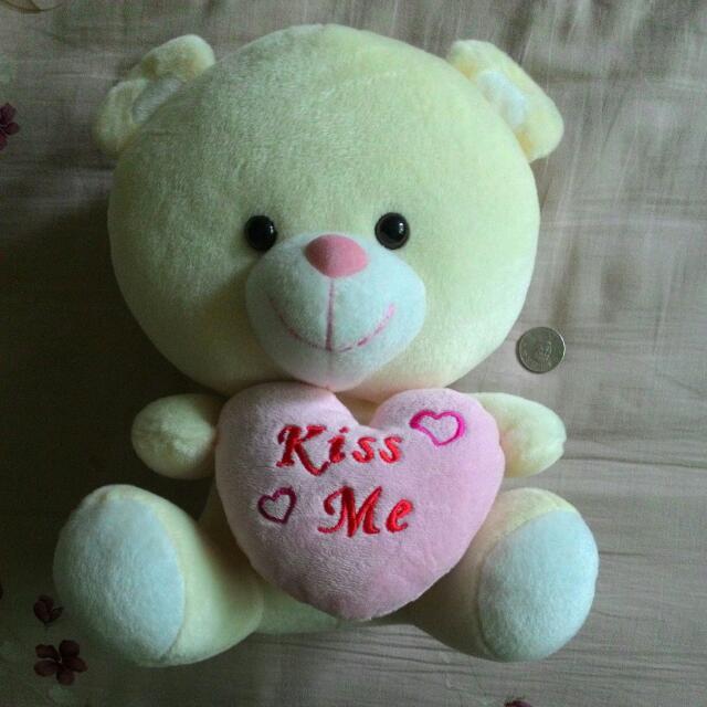 Kiss Me小熊