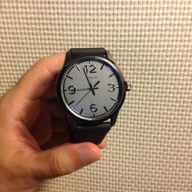 Orient 東方 極限運動潮流 手錶 灰黑色