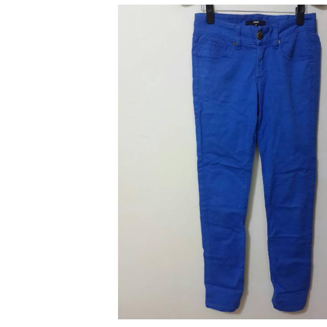 日本名牌OZOC牛仔褲
